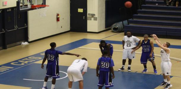 Player reaches 1,000-point goal