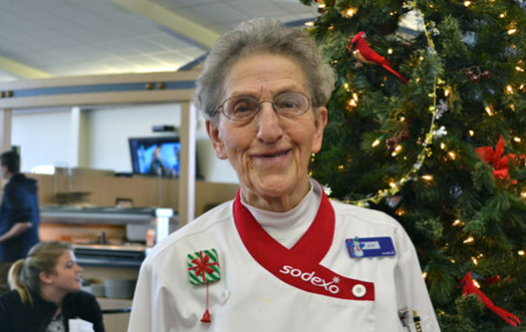 Sodexo worker says goodbye