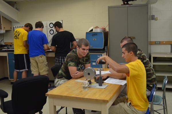 UPJ engineers receive a hands-on type of major