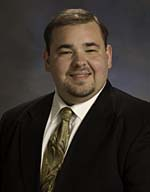 Student Conduct and Conflict Resolution Director Jacob Harper resigns. | Photo: UPJ Website