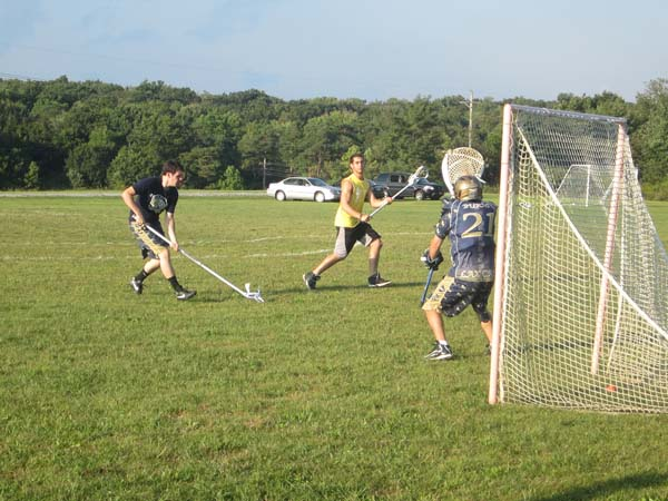 Lacrosse relocation aids community
