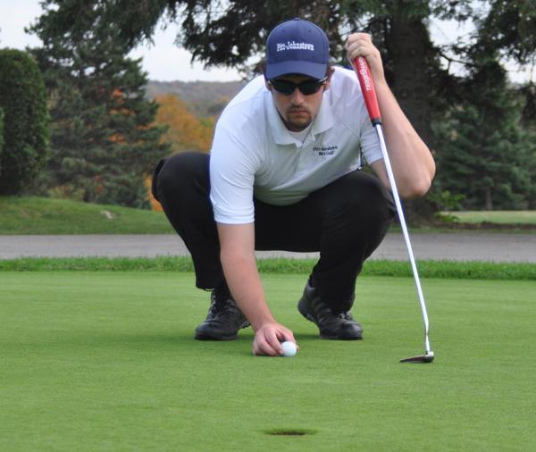Golfers aim to drive past slow start