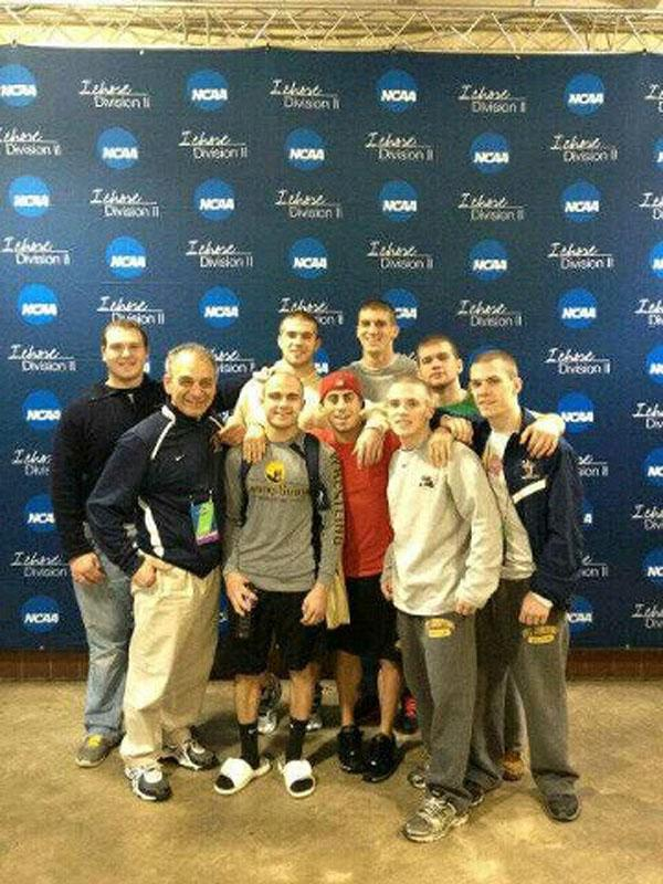 Wrestlers underachieve at nationals