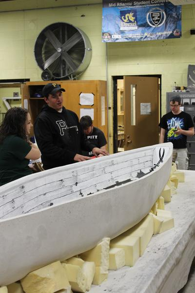 Canoe to be launched for competition