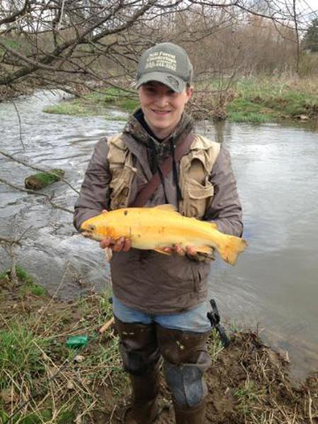UPJ students explore local fishing spots