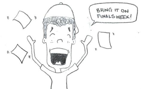Olsavsky- Finals Week
