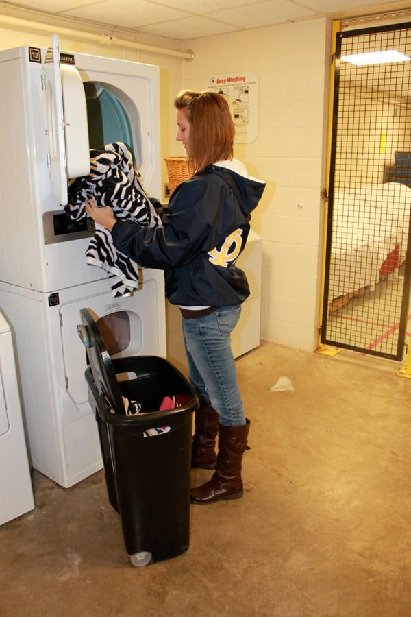 Laundry woes resurface