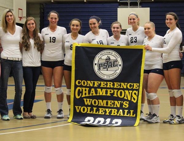 Women's volleyball team has first home game