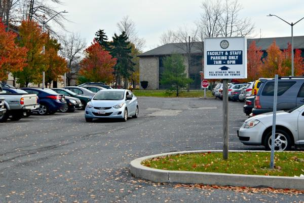 Parking switch denied; revision being planned