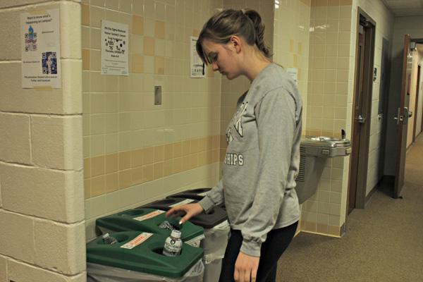 Recycling initiative