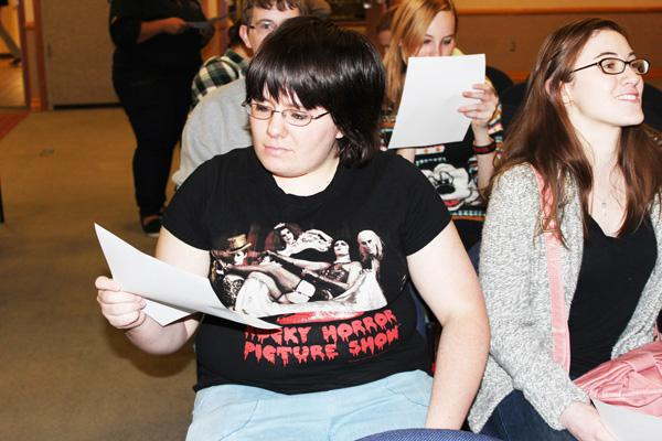 Guest guides students through movie