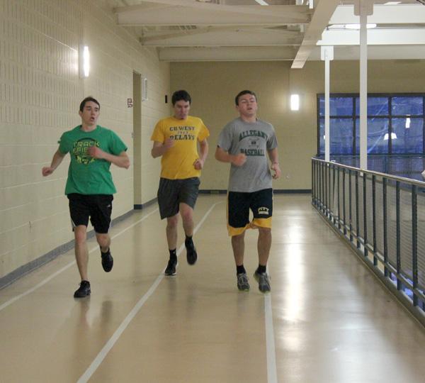Individuals succeed in season's start