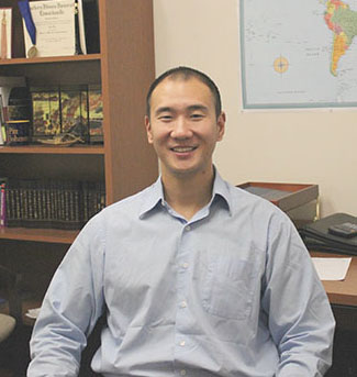 Pitt-Johnstown's Director of International Recruitment Chen Sui returned to the United States Oct. 22 after spending a month in China for business.