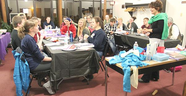 Spiritual students find acceptance in group