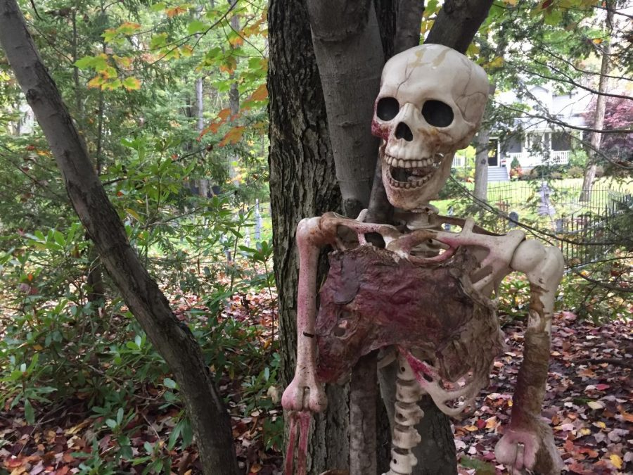 At+a+Wicked+Woods+haunted+trail+in+Geistown%2C+visitors+are+invited+t0+walk+near+a+haunted+cemetery.+