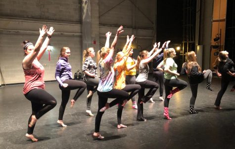 Dances likely to get audience response