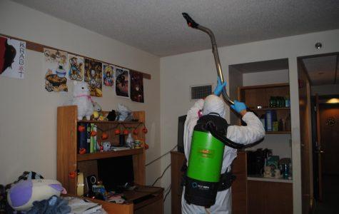 Mold causes housing shuffle