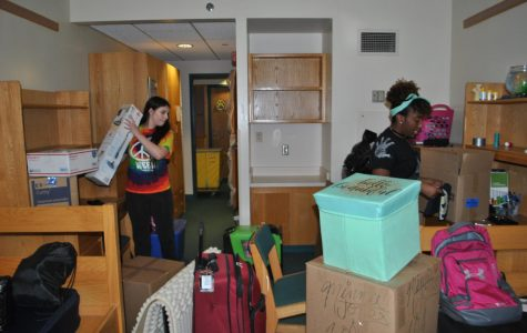 Mold comeback anticipated 26 students get a relocation