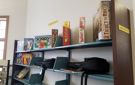 Librarians set seed handouts, films