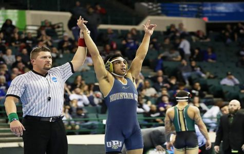 National champ can make history