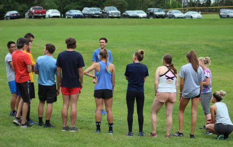 Cross-country teams have new head coach