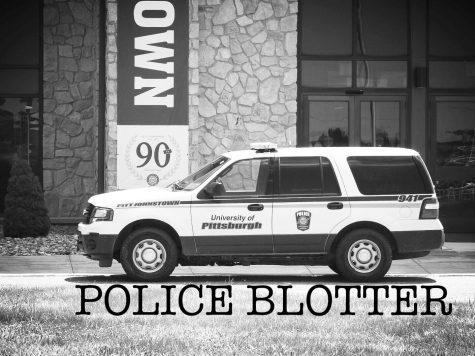 Police Blotter Nov. 2-6 2019