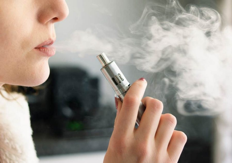 Some students began to reconsider vaping after hearing about vaping deaths.