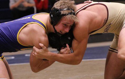 Steady improvement  is wrestlers' agenda