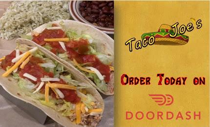 Taco Joe's Ad